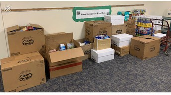 Converse Food Drive is a Success!