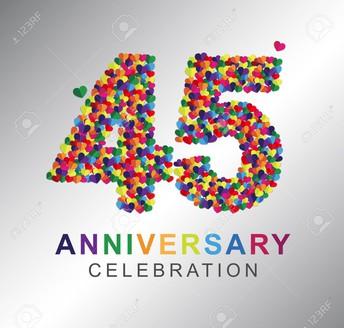 OLM 45th Anniversary