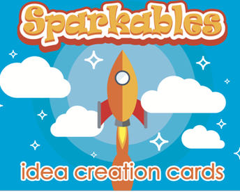 SPARKABLES INSPIRATION CARDS