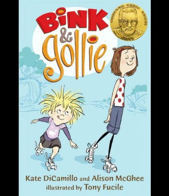 Bink and Gollie Series by Kate DiCamillo and Allison McGhee