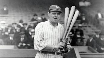 Babe Ruth hits 60th homer of 1927 season
