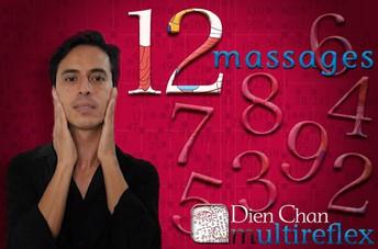 12 massages du Dien Chan