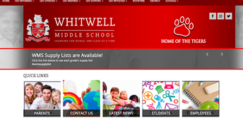CHECK OUT THE NEW AND IMPROVED WMS WEBSITE