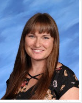 Mrs. Mirian Brown, District TAG Coordinator