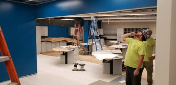 High School Science Wing Renovations