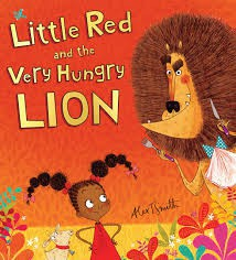 Red Aloud and Directed Drawing: Little Red and the Very Hungry Lion