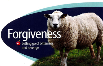 Character Trait Focus - Forgiveness