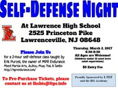 Self-Defense Night