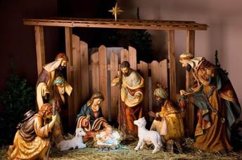 OLA Church Nativity Pageant