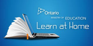 Learn At Home - Ministry Webpage