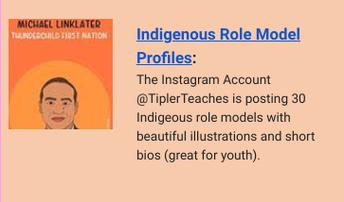 Indigenous Role Model Profiles