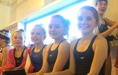 ISA Swimmers