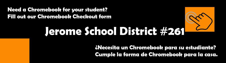 Chromebook Checkout Form