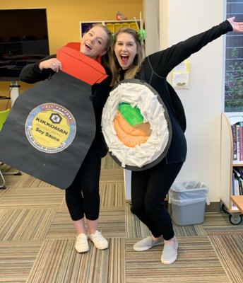 Costume Day - We Scare Away Drugs/Say BOO to Drugs!