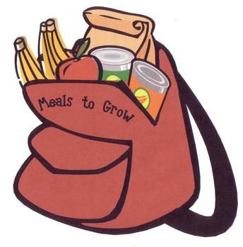 Programa de mochila de comida de fin de semana!