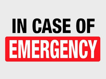 Parents: What To Do in an Emergency Situation