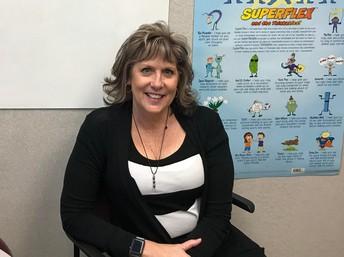 Mrs. Jones - Speech Therapist
