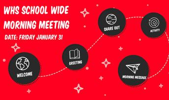 School Wide Morning Meeting w/ Grade 2 Leaders