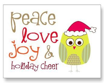 Warm Holiday Cheer
