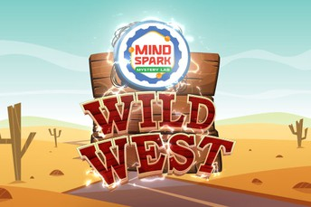 Boosterthon Mind Spark: Wild West! (Save the Date--October 31st)