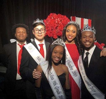TCHS VPA Magnet Royalty