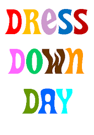 Dress Down Day