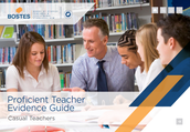 Proficient Teacher Evidence Guide: Casual Teachers