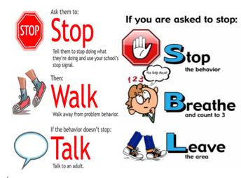 Stop, Walk, Talk