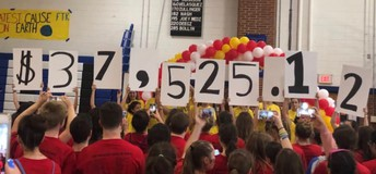 Final total raised - $37,525.12 - WOW! What an incredible accomplishment!