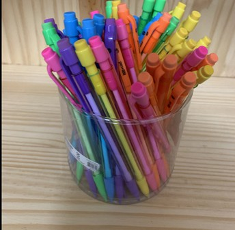 *New* Neon Mechanical Pencil