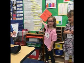 Teaching about Data in Kindergraten