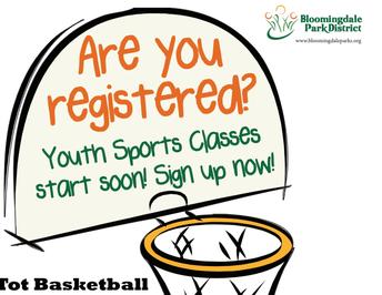 Bloomingdale Park District Basketball