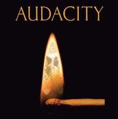 Audacity by Melanie Crowder