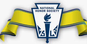 National Honor Society applications for Juniors available--Due January 14th