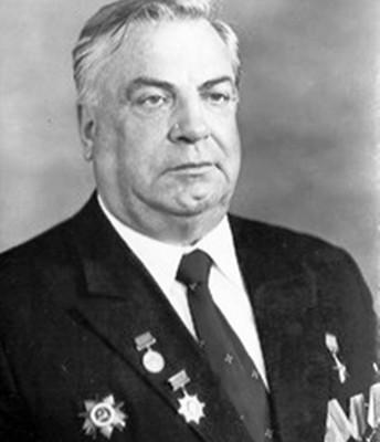 КУЛИКОВ Владимир Никандрович