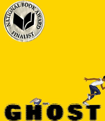 Ghost by Jason Reynolds