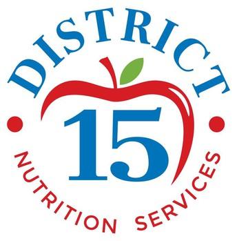 Comidas proporcionadas por el distrito 15