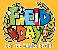 Field Day 12:30 - 3:00
