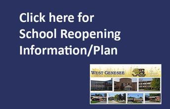 Image to access Reopening Plan
