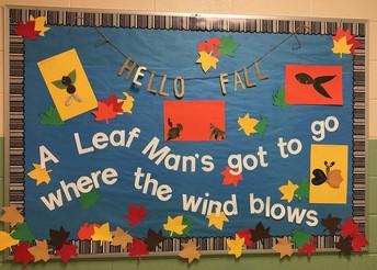 Leaf Man Fun
