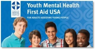 2018 Youth Mental Health First Aid Community Trainings
