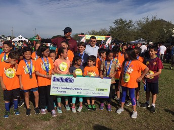 Osceola Science has received $500. Congratulations to Mr. Revelles!