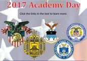 Congressional Service Academy Days
