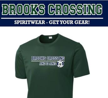 PTO Brooks Crossing School Spiritwear
