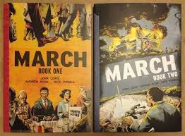 March - Book One And Two