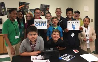 Successful Break Out in Pre-AP Science Class