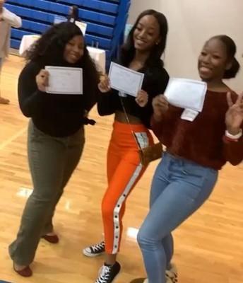Dance Magnet - Talladega College
