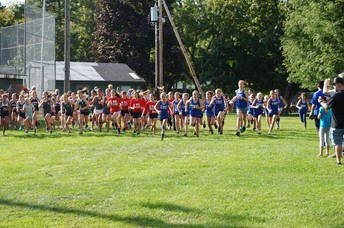 Cross Country meet at ADL
