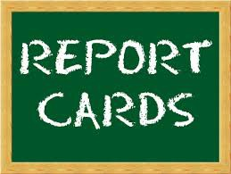 Report Cards go home TONIGHT!