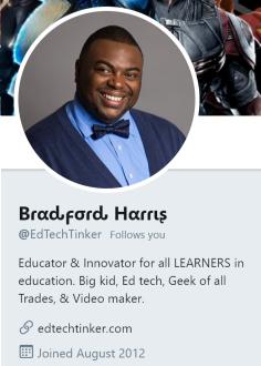 Bradford Harris